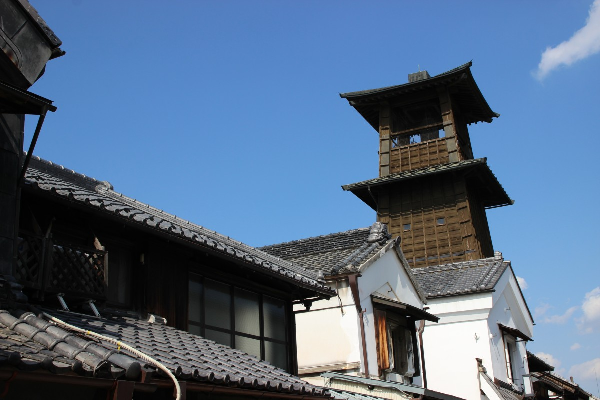 Clocher de Kawagoe